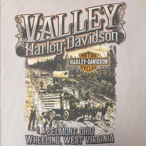 👀 Harley Davidson T-shirt Sz M